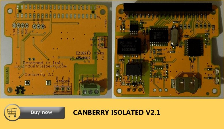 canberry isolated v2.1